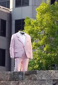 SL Pink Suit