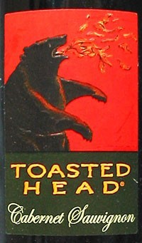 toasted head