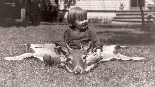 elaine brunnemann on antelope skin0001