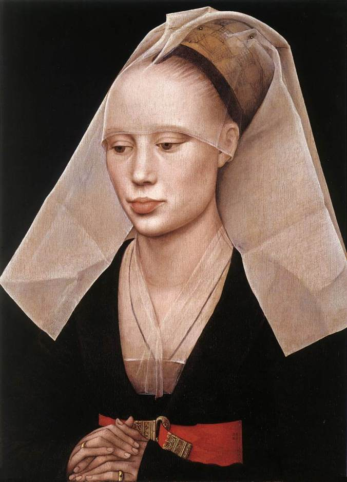 Weyden_Portrait_of_a_Lady
