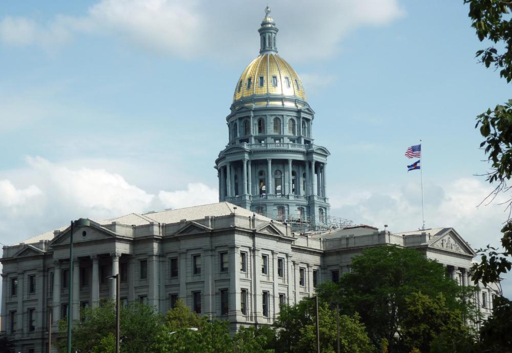 Colorado Capitol Building - Jul 14