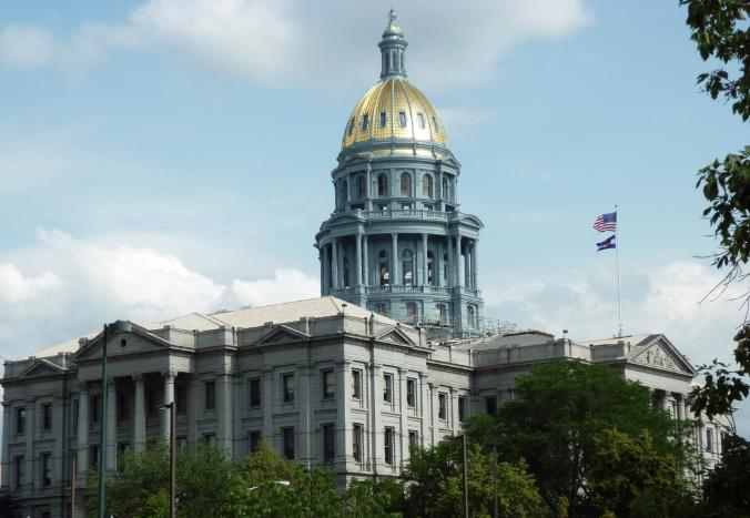 Colorado Capitol Building - Jul 14