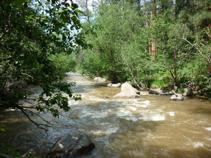 River - Jul 14
