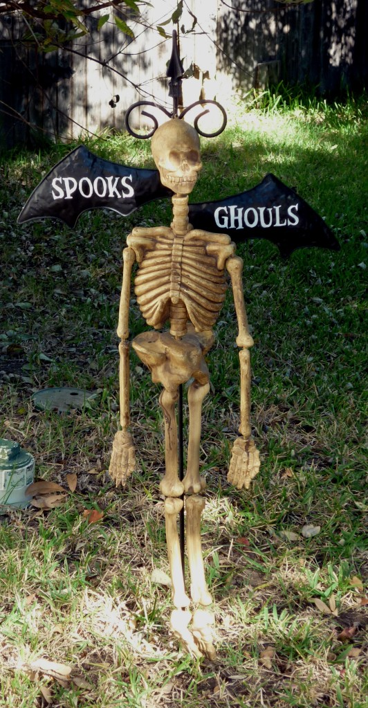 spooks and ghouls