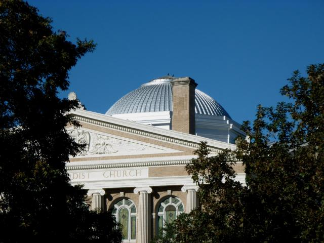 First Methodist Austin Dome - Nov 14