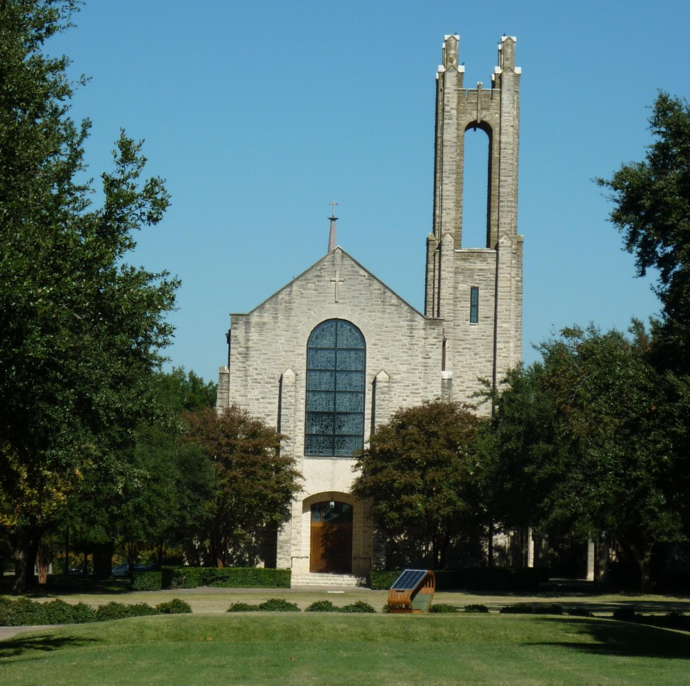 Lois Perkins Chapel - Southwestern University November 2014