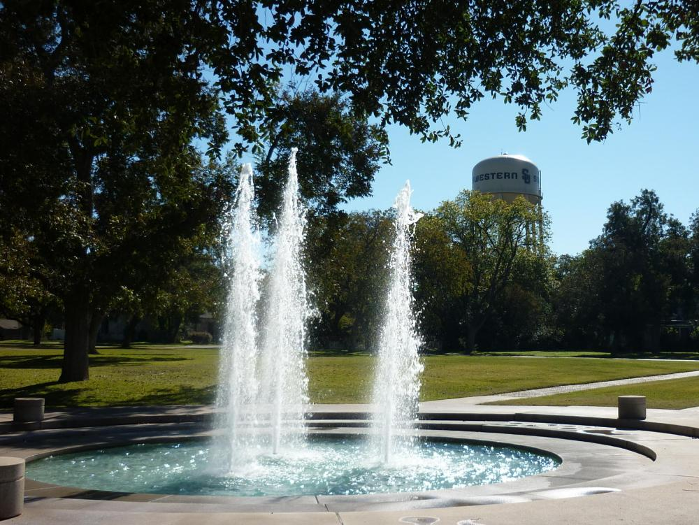 Southwestern Fountain