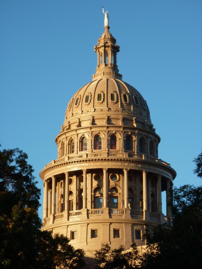 Texas Capitol Dome - Nov 14
