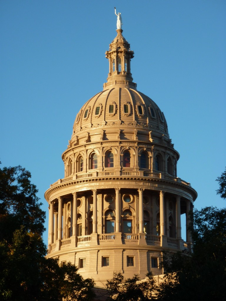 Texas Capitol Dome - Nov 14