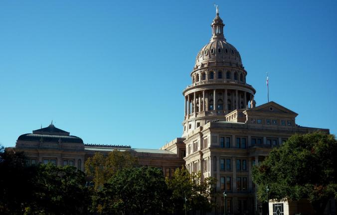 Texas Capitol Rotunda and Senate - Nov 14