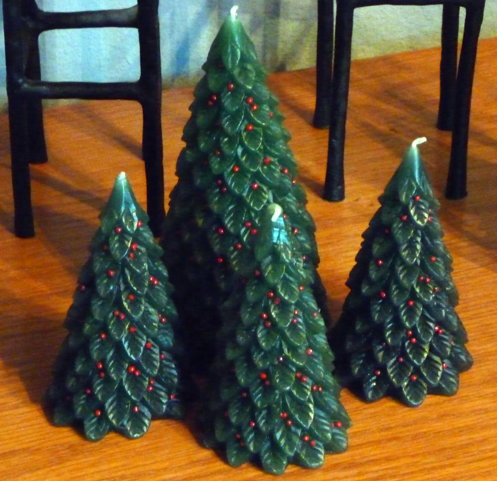 Candle Trees - December 2014