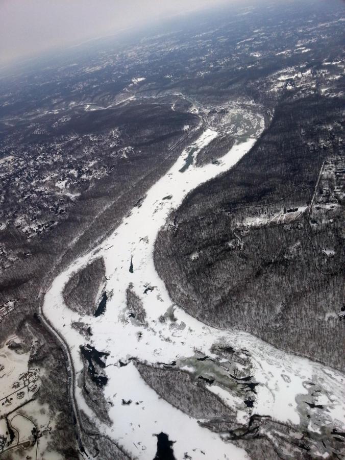 Frozen Potomac - February 2015