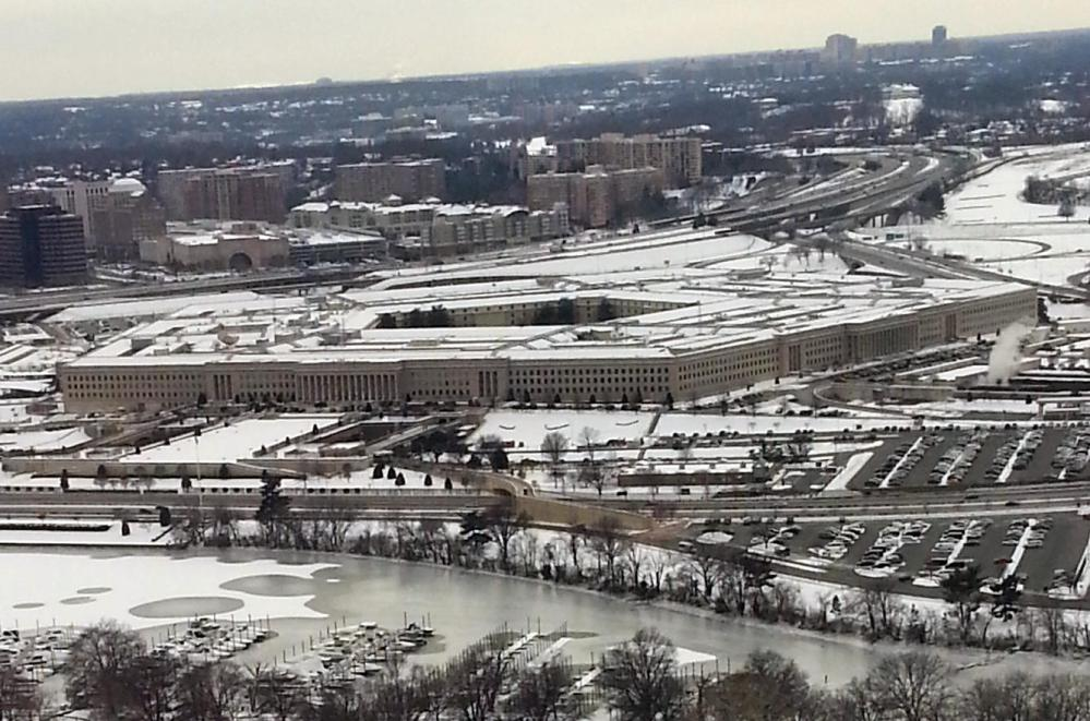 Pentagon - February 2015