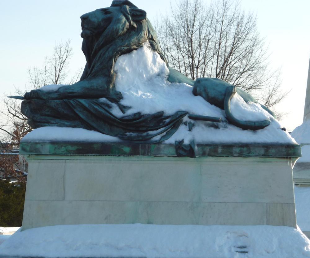 US Grant Memorial - February 2015