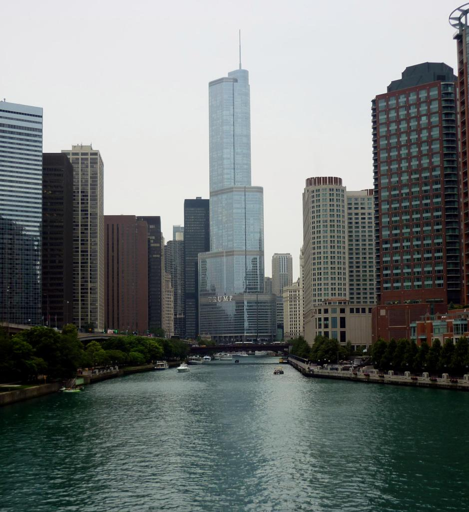 Chicago River - Chicago, Illinois - July 2015