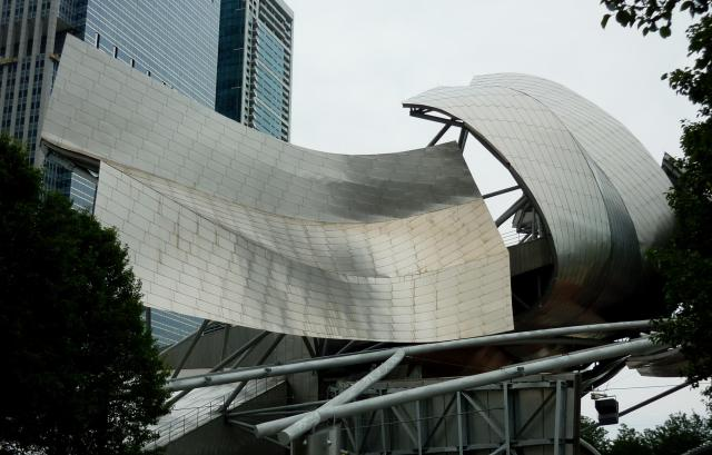 Harris Theatre - Millennium Park - Chicago, Illinois - July 2015