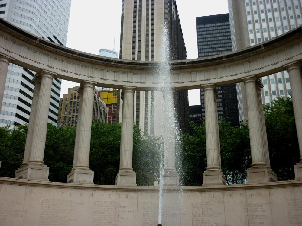Millennium Park - Chicago, Illinois - July 2015