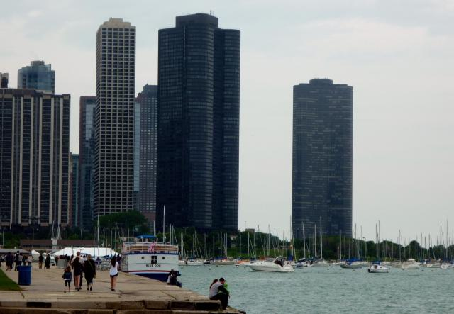 Shoreline - Chicago, Illinois - July 2015