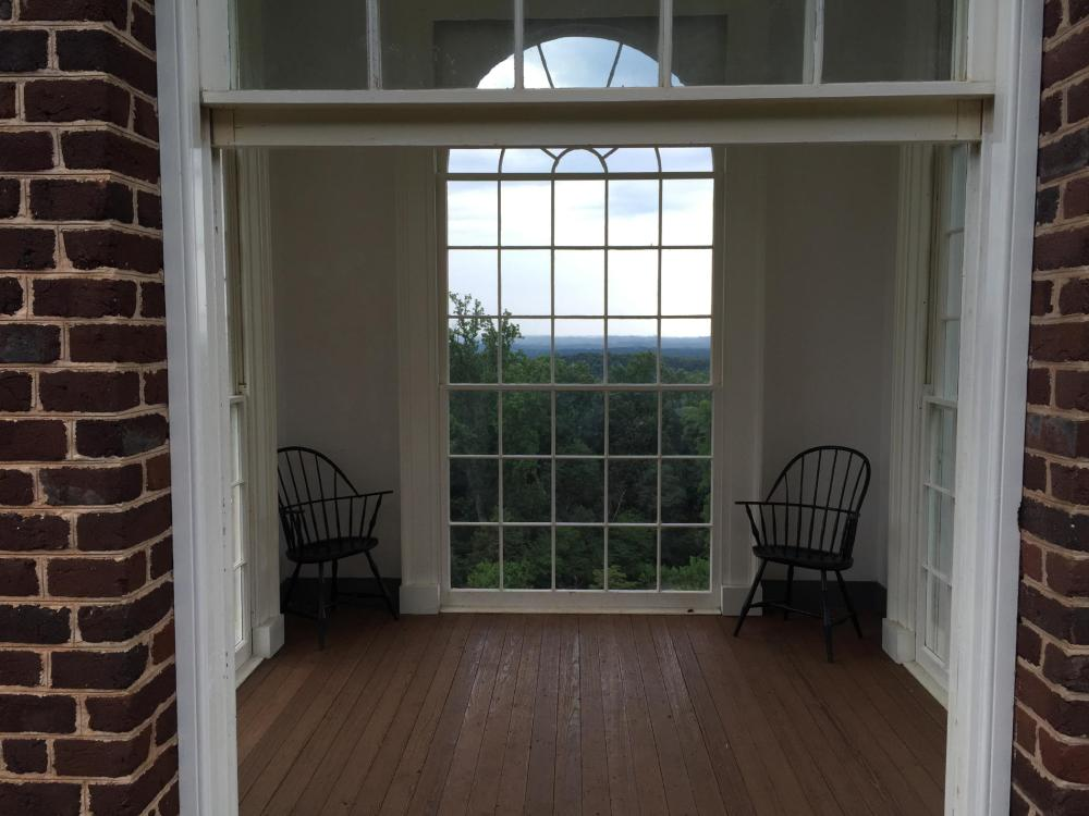 Monticello Observatory Inside - August 2015
