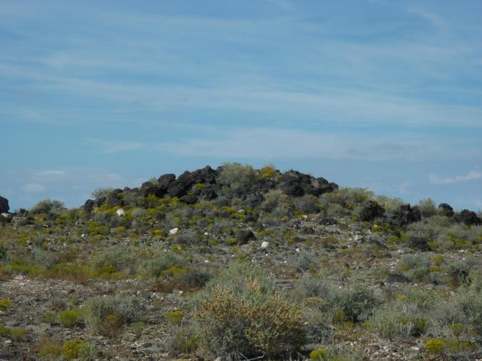 Black Volcano Caldera - Petroglyph National Monument - Albuquerque NM - October 2015