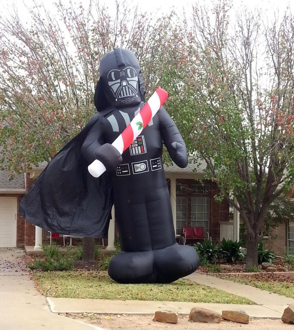 Darth Vader x-mass