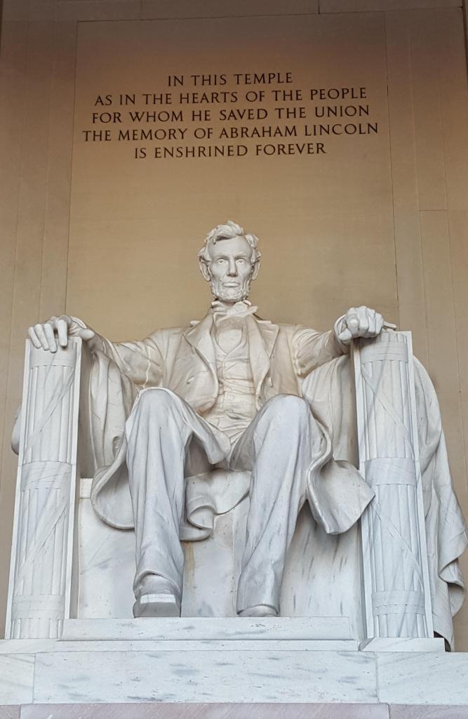 Lincoln Memorial - February 2016