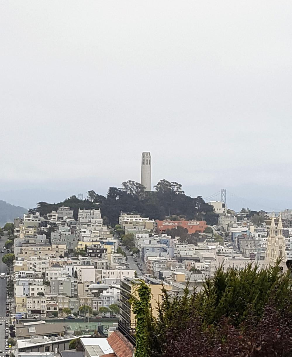 SF - Coit Tower
