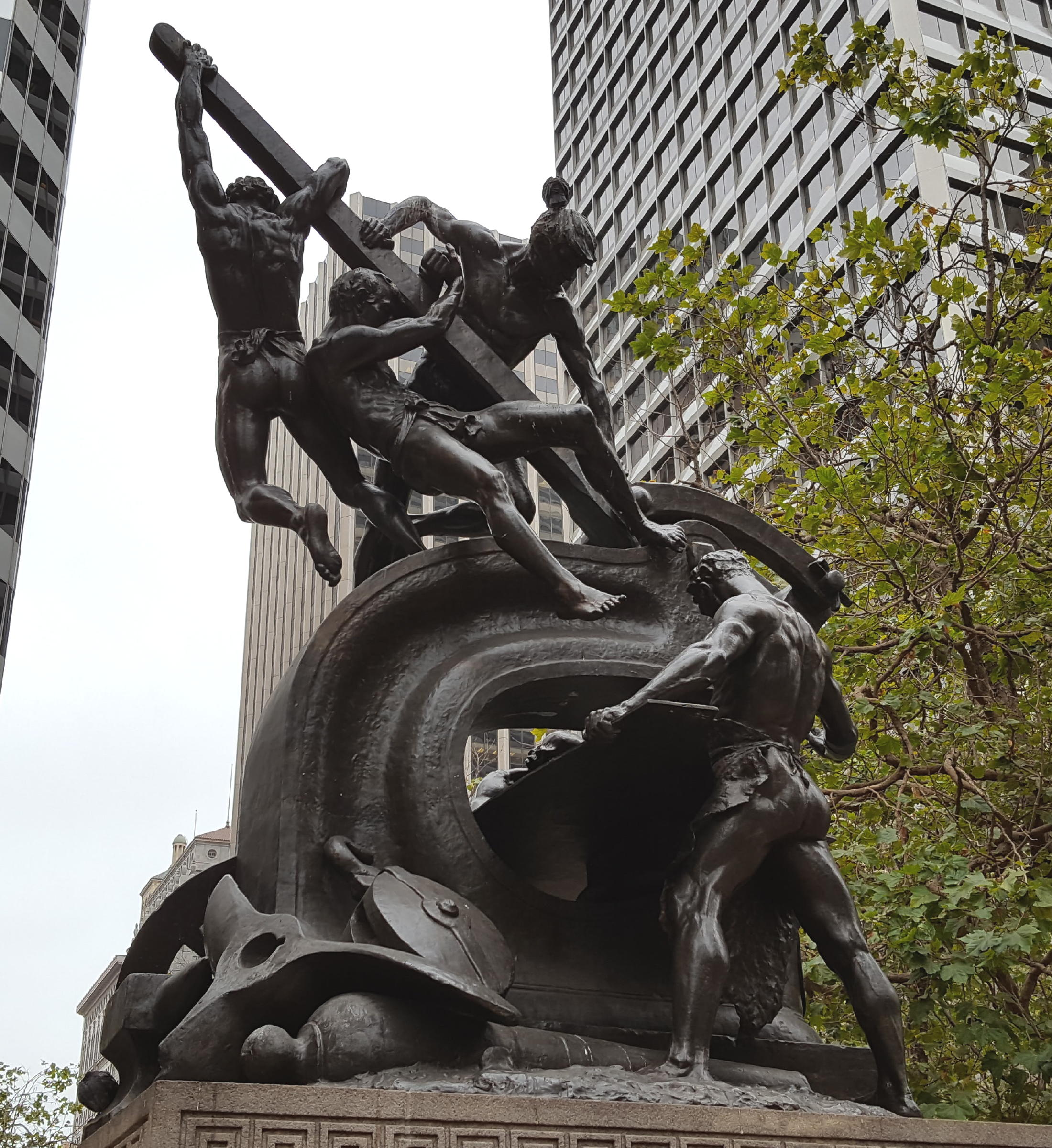 SF - Labor Monument