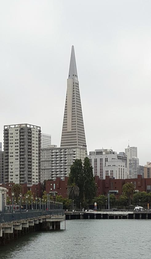 SF - Transamerica Pyramid