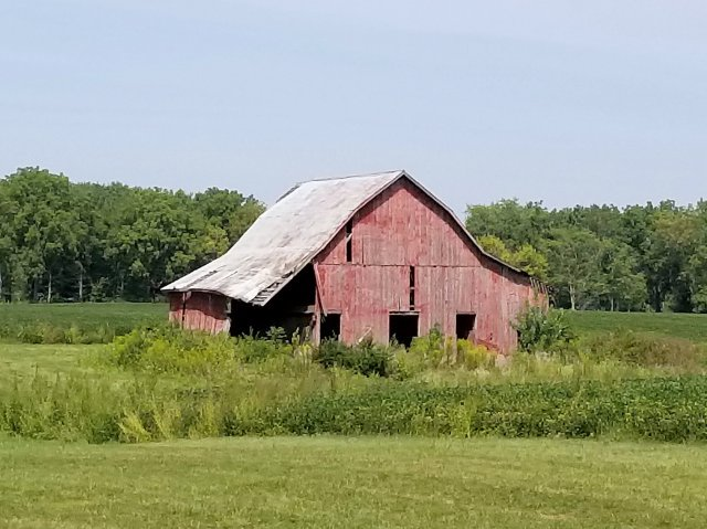 Barn - Scott County Illinois