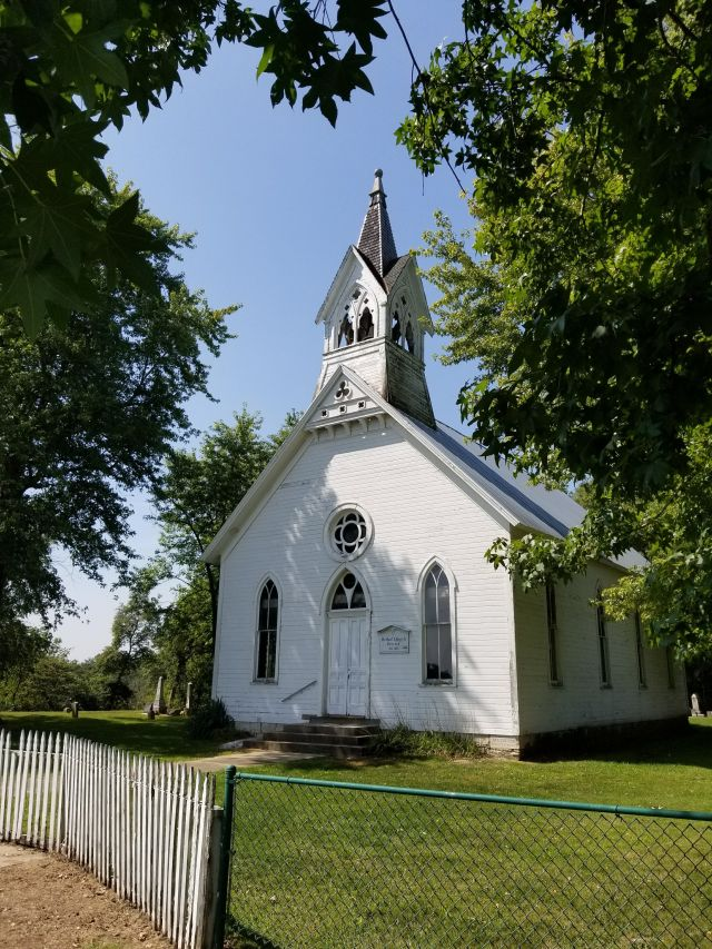 Bethel ME Chapel - Pike County Illinois